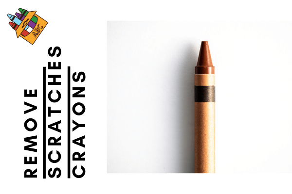 Crayons to Remove Scratches in Wood furniture